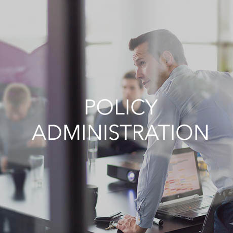 Policy Administration (Click to Learn More)