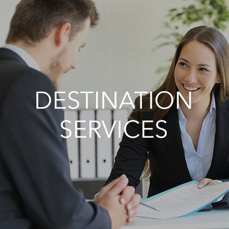 Destination Services (Click to Learn More)