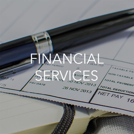 Financial Services (Click to Learn More)