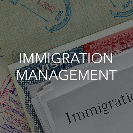 Immigration Management (Click to Learn More)