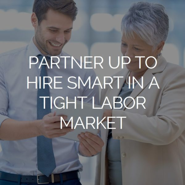 Partner Up to Hire Smart