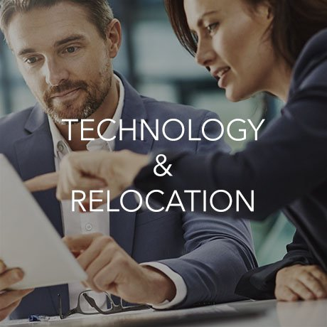 Technology and Relocation (Click to Learn More)