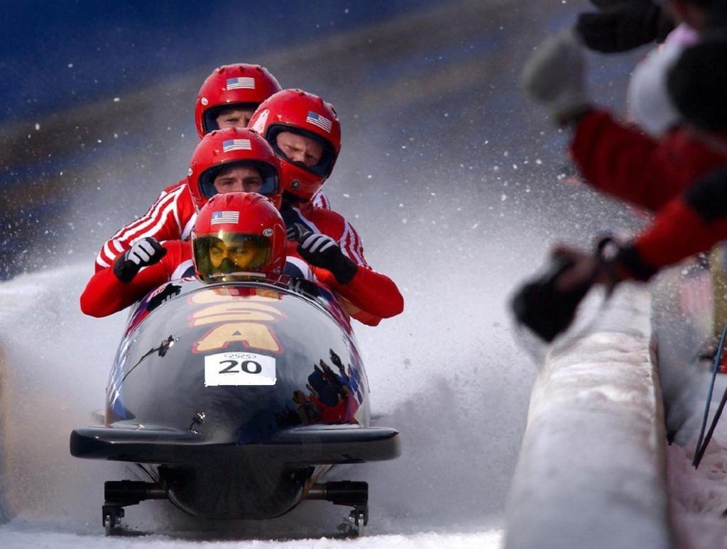 Managing Your Team the Olympic Way